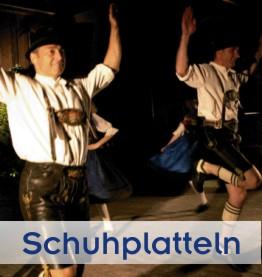 Ideen, Showprogramm und Umrahmung für bayerischer Abend oder bayerisches Oktoberfest,